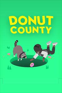 Donut County: Cover Screenshot
