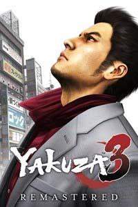 Yakuza 3 Remastered: Cover Screenshot