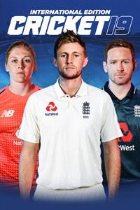 Cricket 19: Cover Screenshot
