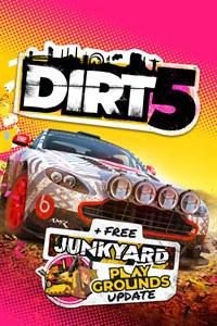 Dirt 5: Cover Screenshot