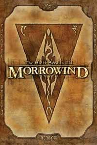 The Elder Scrolls III: Morrowind Game of the Year Edition: Cover Screenshot