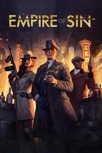 Empire of Sin: Cover Screenshot