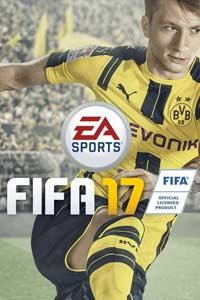 FIFA 17: Cover Screenshot