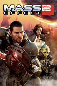 Mass Effect 2: Cover Screenshot