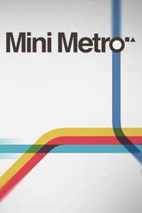 Mini Metro: Cover Screenshot
