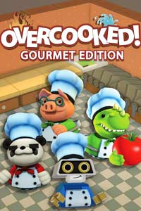 Overcooked: Gourmet Edition: Cover Screenshot