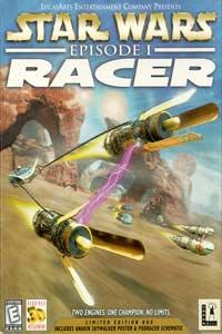 Star Wars Episode I Racer: Cover Screenshot