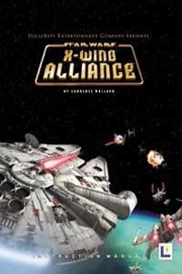 Star Wars X-Wing Alliance: Cover Screenshot
