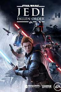 Star Wars: Jedi: Fallen Order: Cover Screenshot