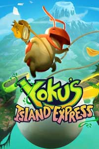 Yoku's Island Express: Cover Screenshot