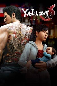 Yakuza 6: The Song of Life: Cover Screenshot