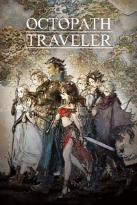 Octopath Traveler: Cover Screenshot