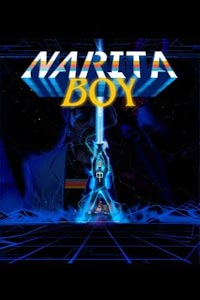 Narita Boy: Cover Screenshot