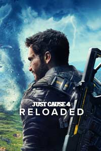 Just Cause 4: Reloaded: Cover Screenshot