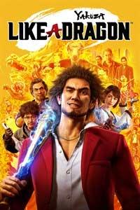 Yakuza: Like a Dragon: Cover Screenshot