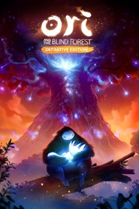 Ori and the Blind Forest: Definitive Edition: Cover Screenshot