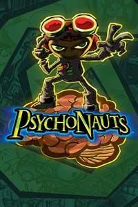 Psychonauts: Cover Screenshot