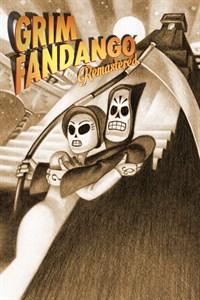 Grim Fandango Remastered: Cover Screenshot