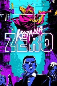 Katana Zero: Cover Screenshot