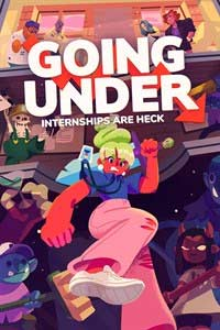 Going Under: Cover Screenshot