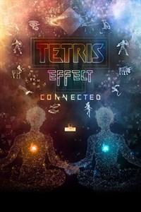 Tetris Effect: Connected: Cover Screenshot