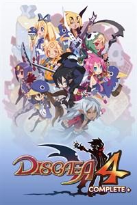 Disgaea 4 Complete+: Cover Screenshot