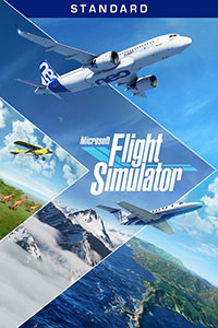 Microsoft Flight Simulator: Cover Screenshot