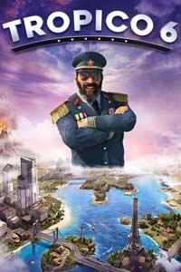 Tropico 6: Cover Screenshot