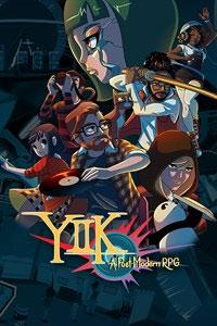 YIIK: A Postmodern RPG: Cover Screenshot
