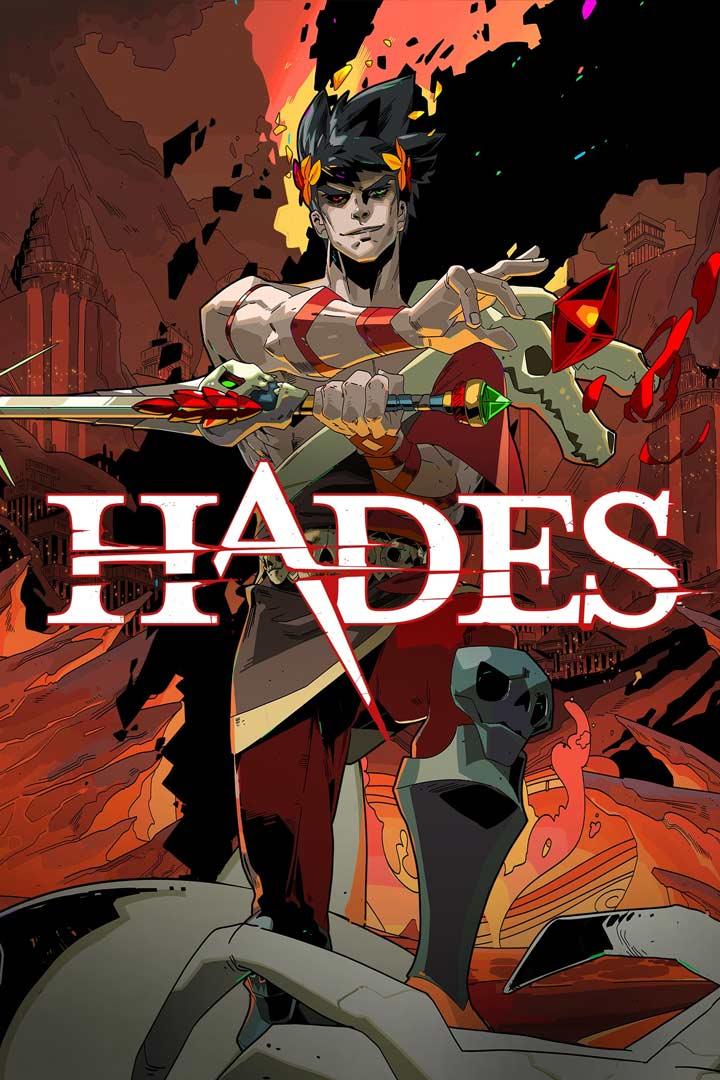 Hades: Cover Screenshot