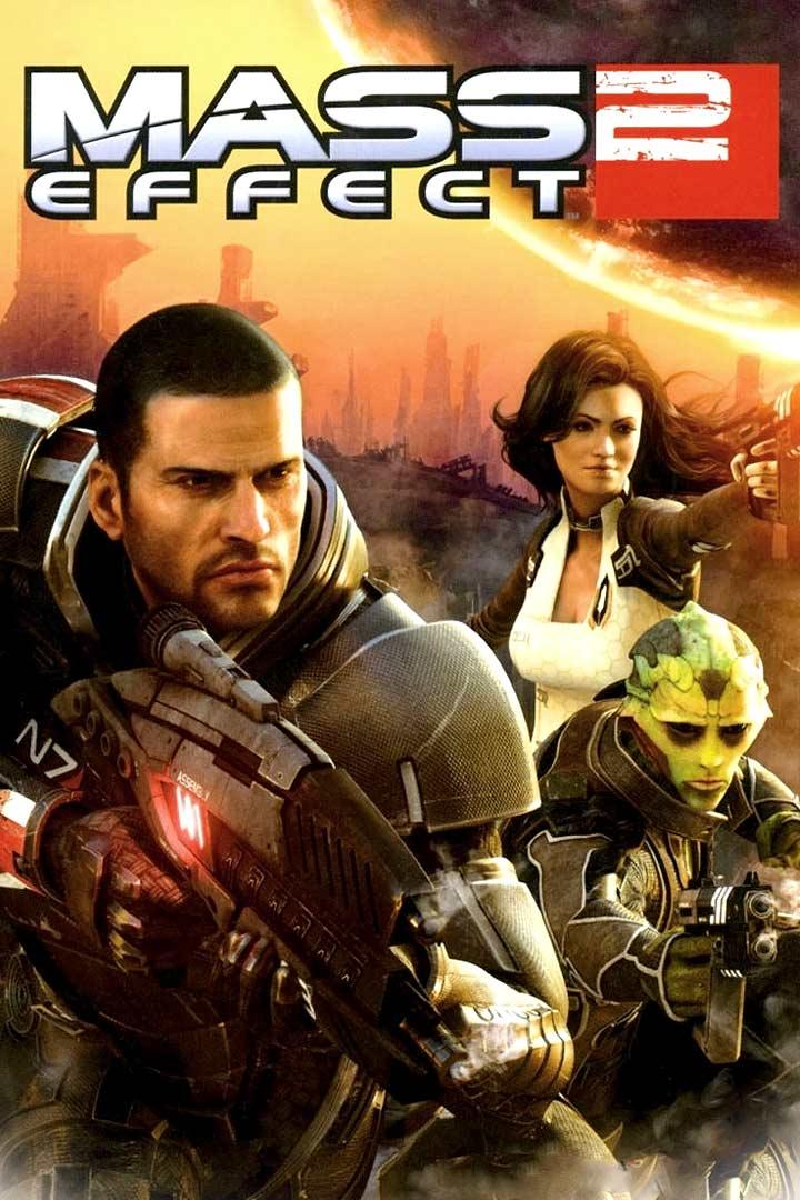 Mass Effect 2: Cover Screenshot