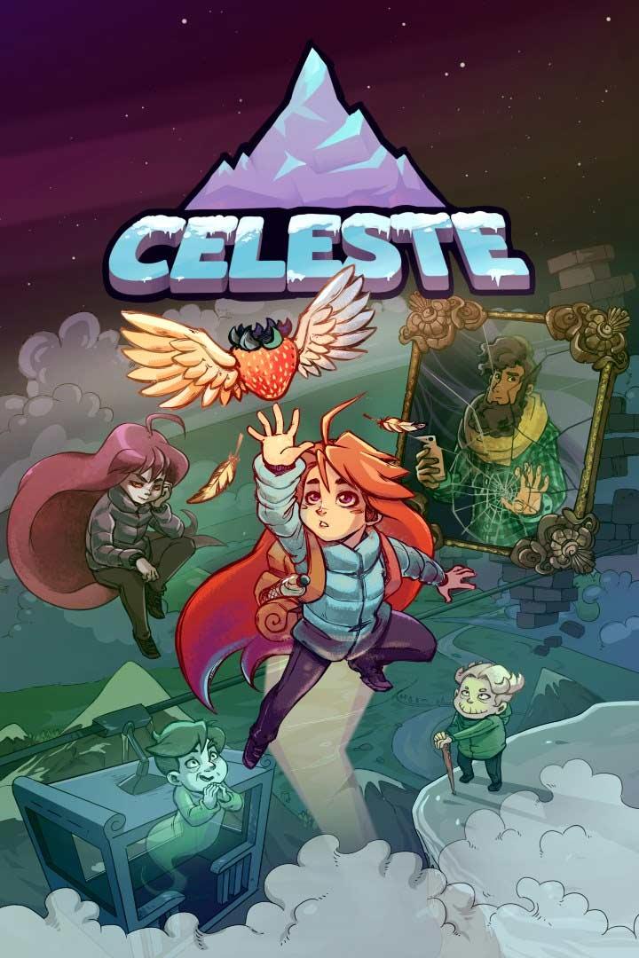 Celeste: Cover Screenshot