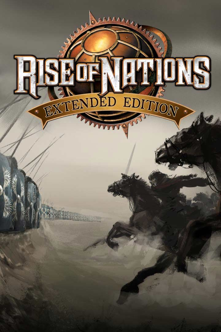 Rise of Nations: Extended Edition: Cover Screenshot