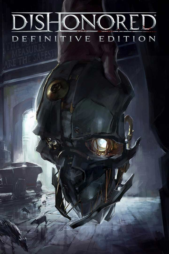 Dishonored Definitive Edition: Cover Screenshot