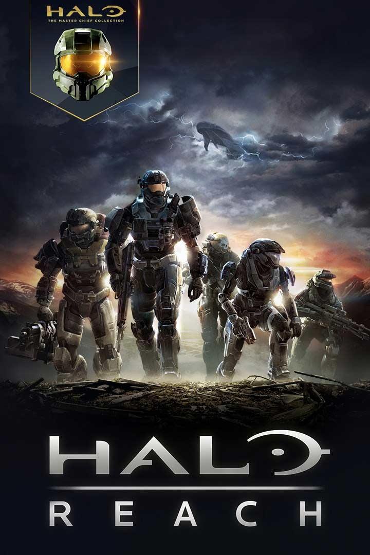 Halo: Reach: Cover Screenshot
