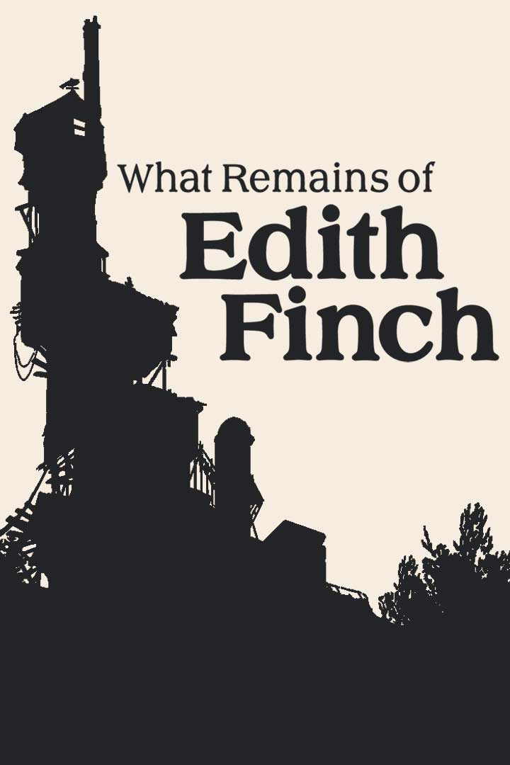 What Remains of Edith Finch: Cover Screenshot