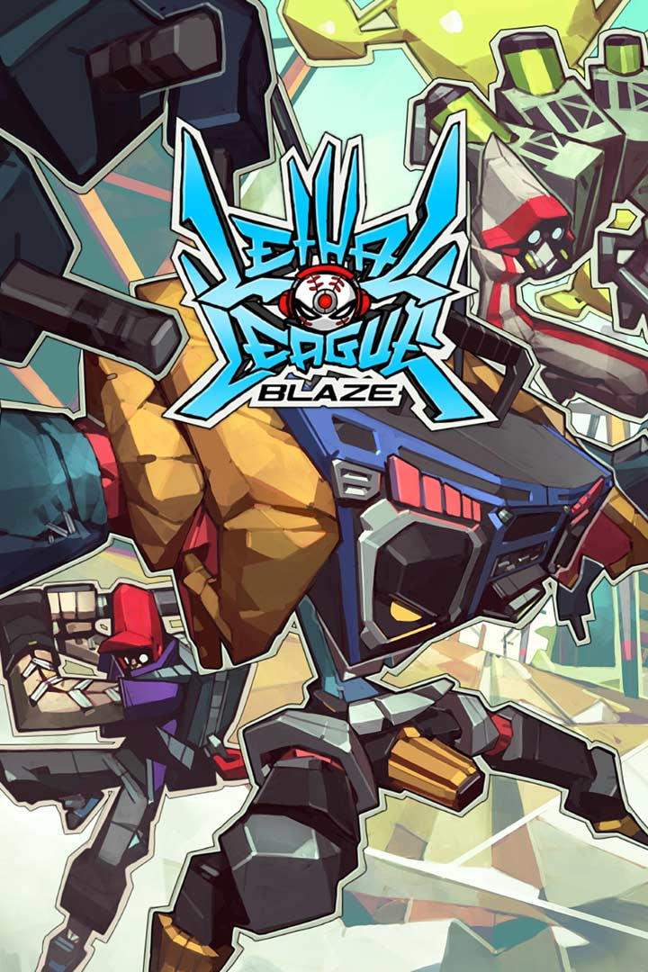 Lethal League Blaze: Cover Screenshot