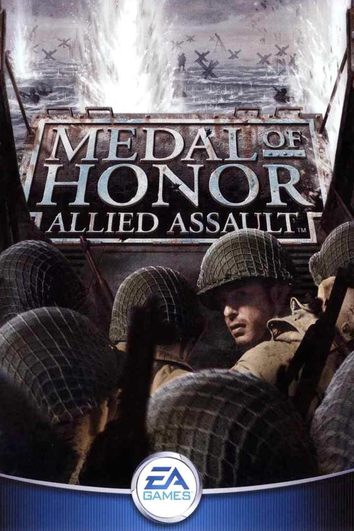 Medal of Honor: Allied Assault: Cover Screenshot