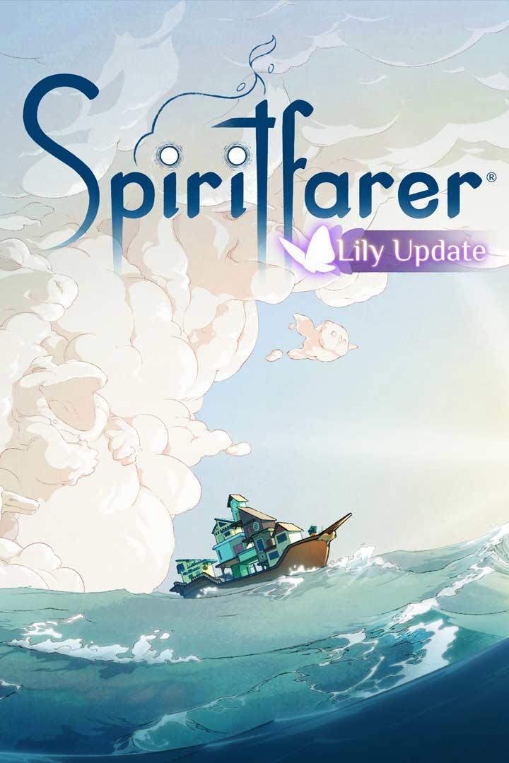 Spiritfarer: Cover Screenshot