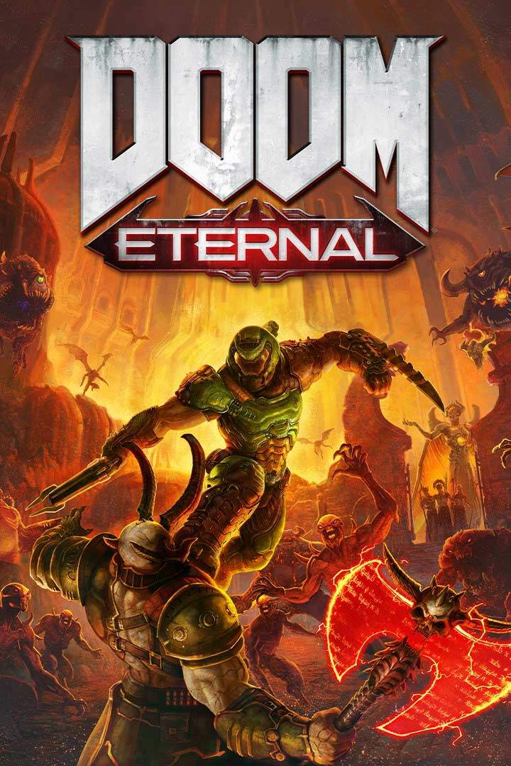 Doom Eternal: Cover Screenshot