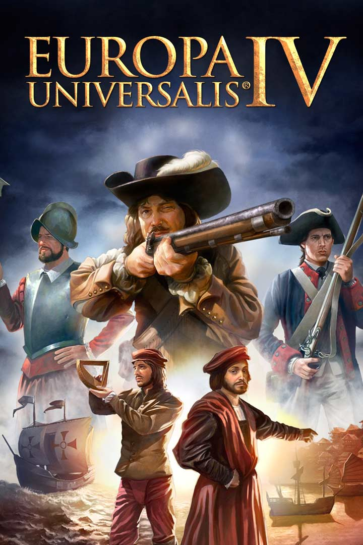 Europa Universalis IV: Cover Screenshot