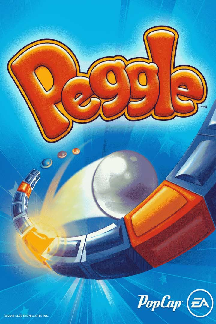 Peggle: Cover Screenshot