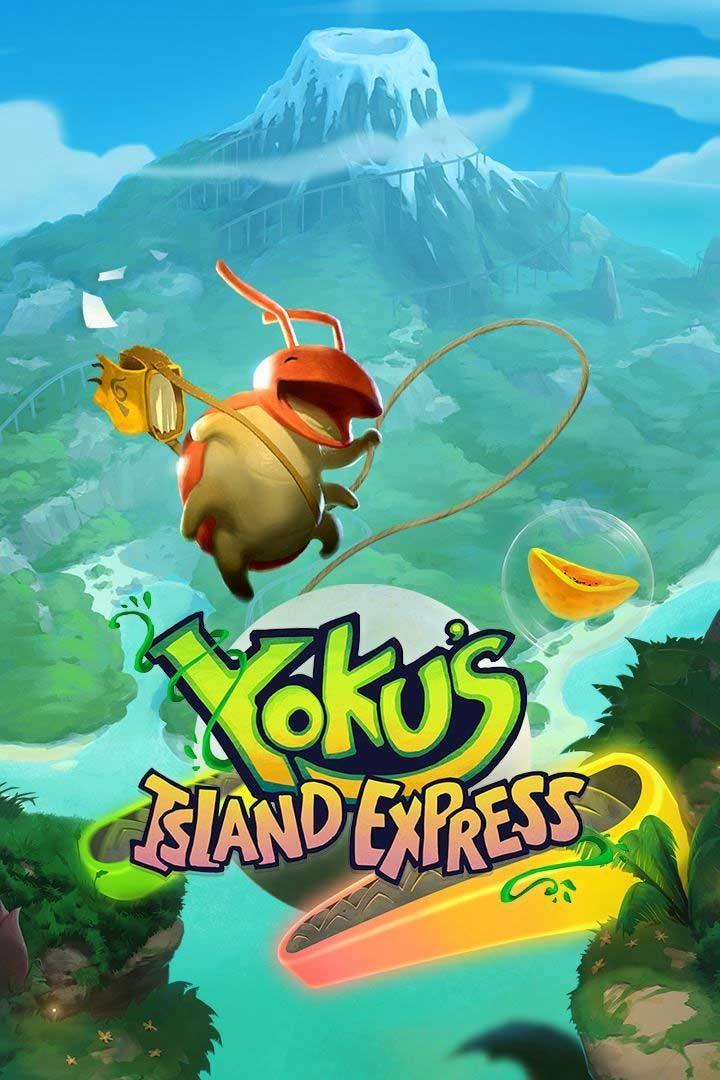 Yoku's Island Express: Cover Screenshot