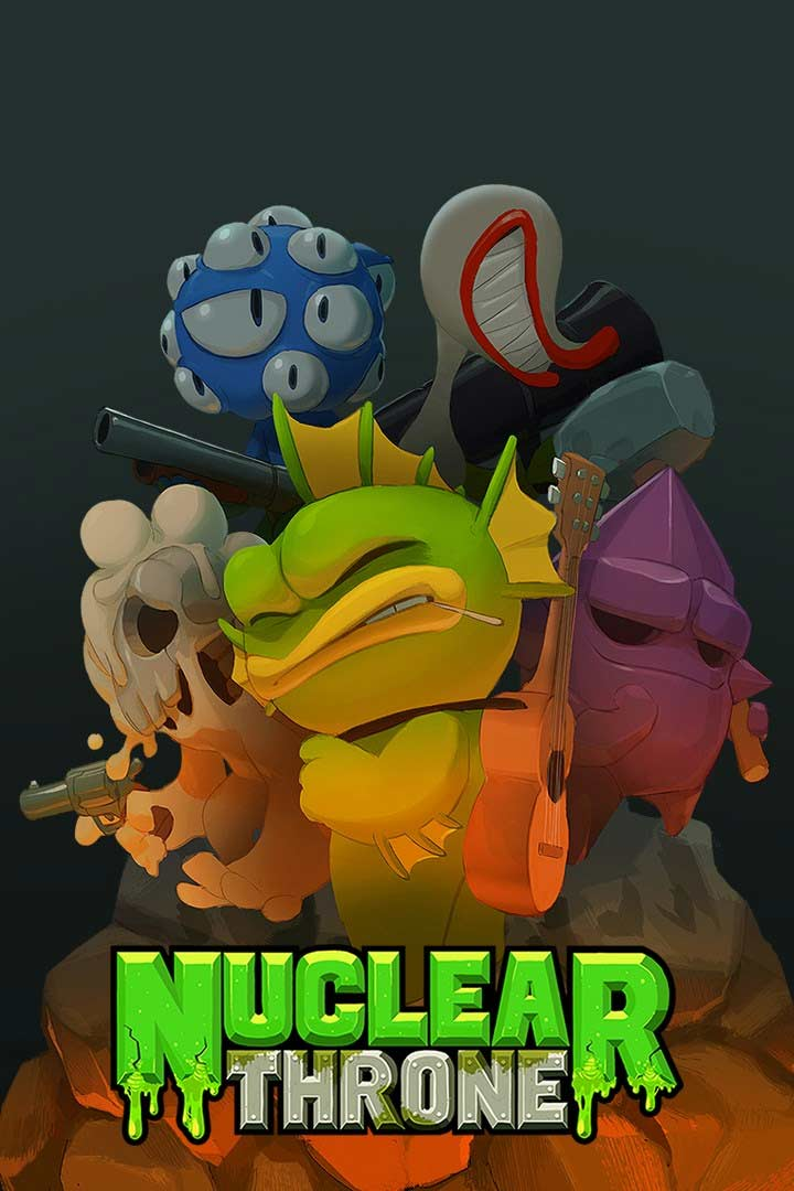 Nuclear Throne: Cover Screenshot