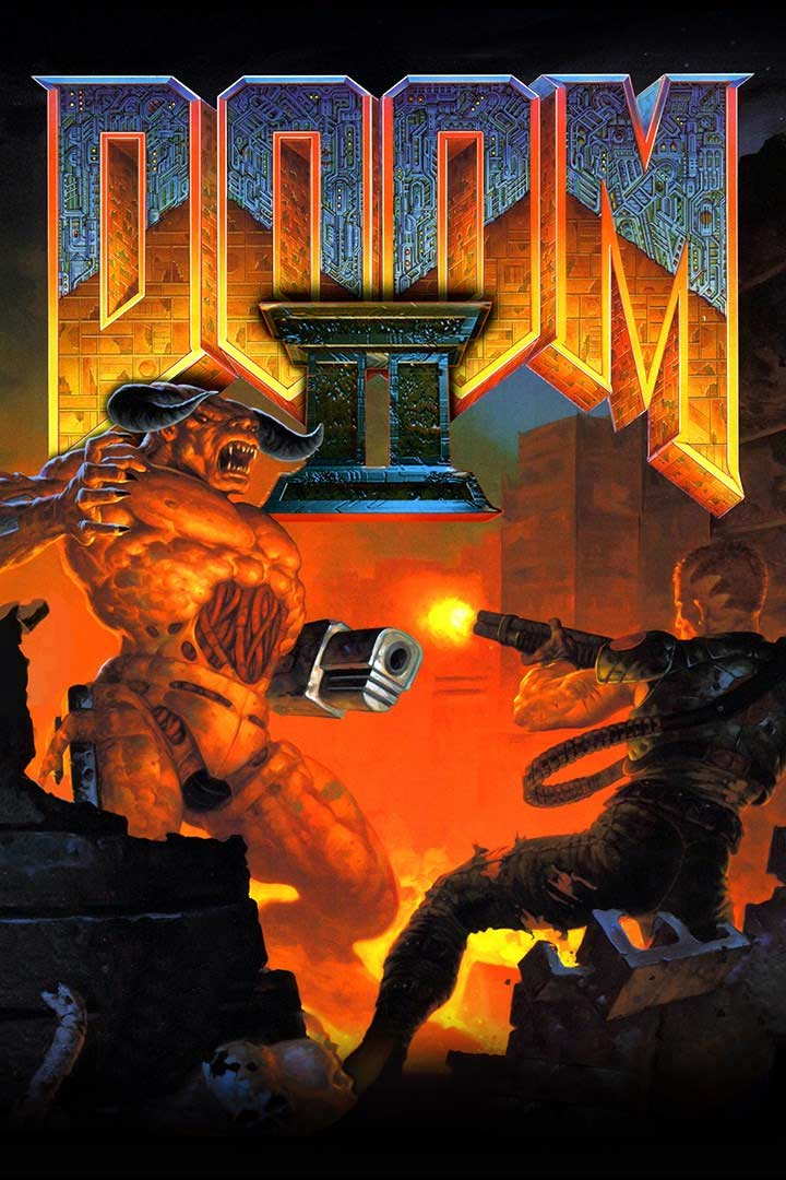 Doom II (Classic): Cover Screenshot