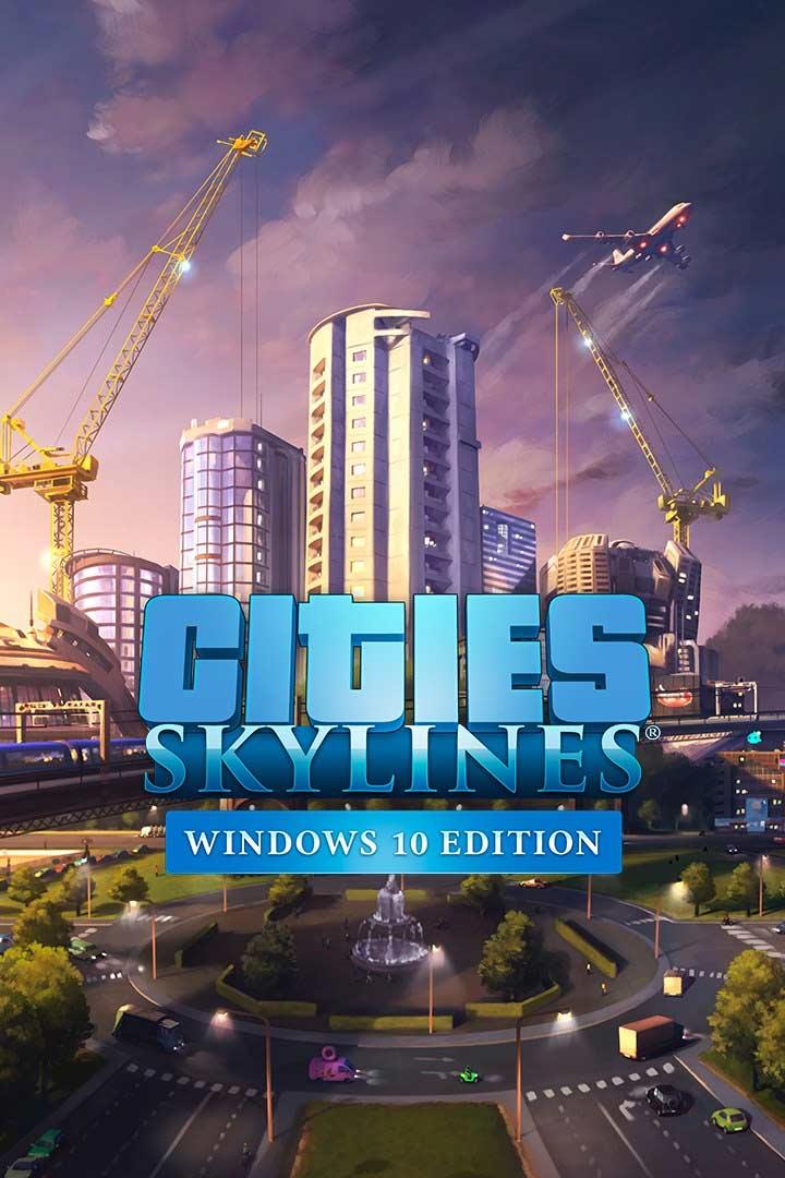 Cities: Skylines: Cover Screenshot
