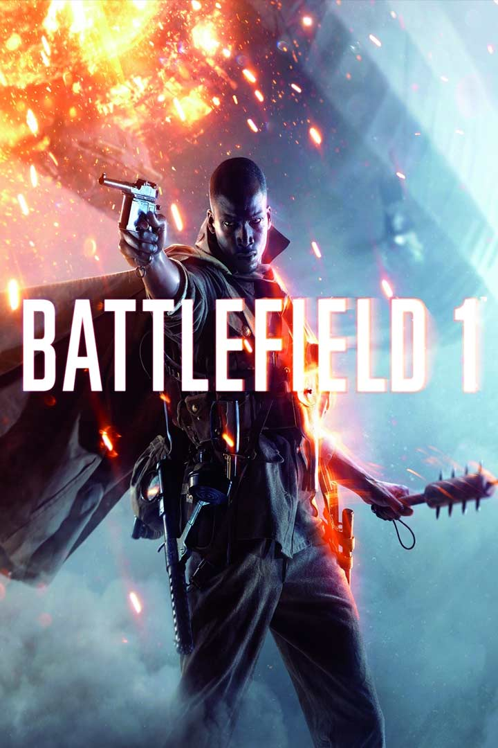 Battlefield 1: Cover Screenshot