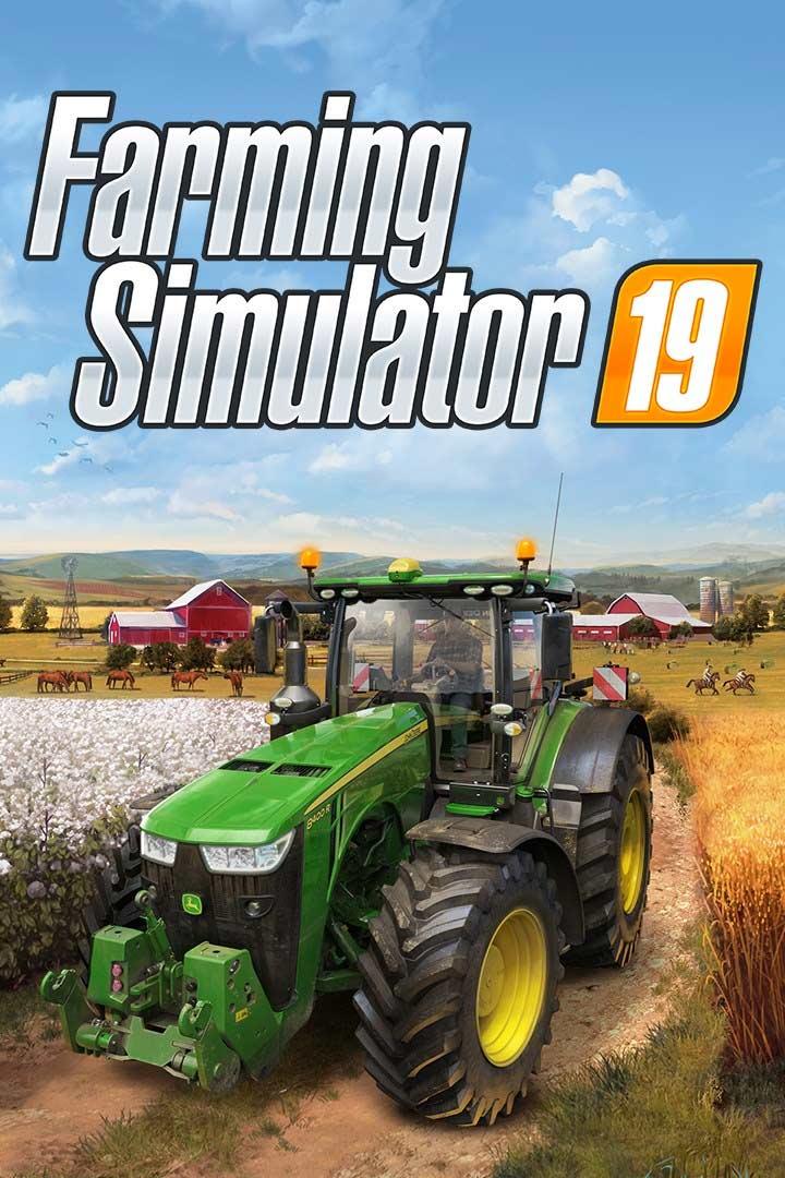 Farming Simulator 19: Cover Screenshot