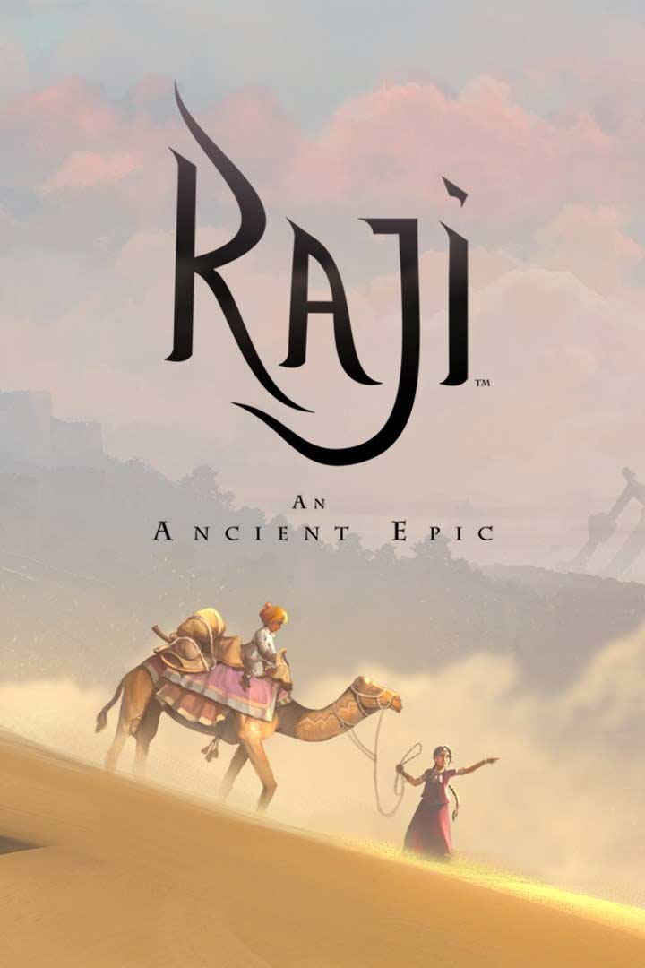 Raji: An Ancient Epic: Cover Screenshot