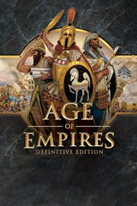 Age of Empires: Definitive Edition: Cover Screenshot